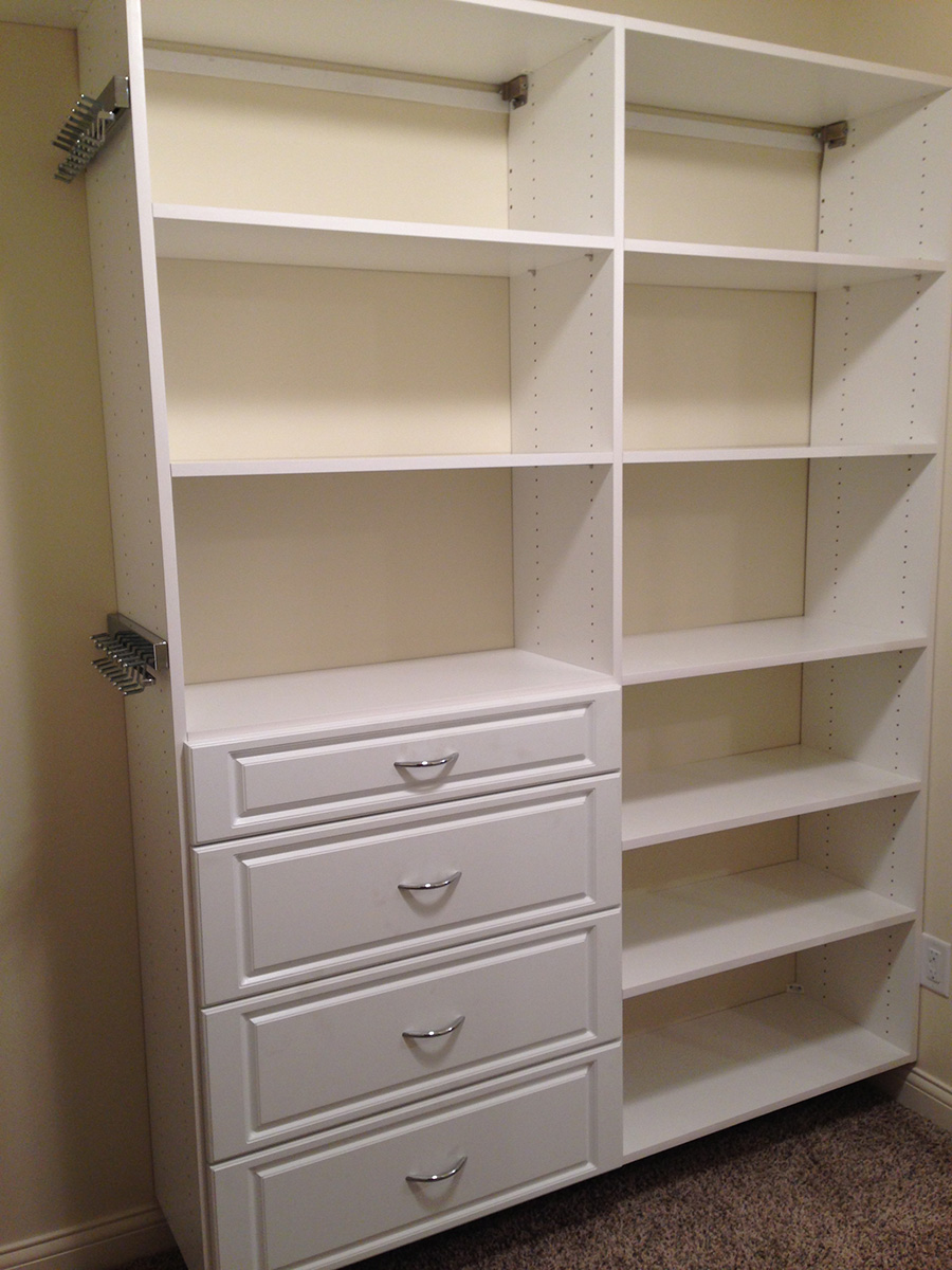Custom Closets Shelving Systems Plus